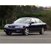 2002–03 Acura 32 TL Type S 2001–03