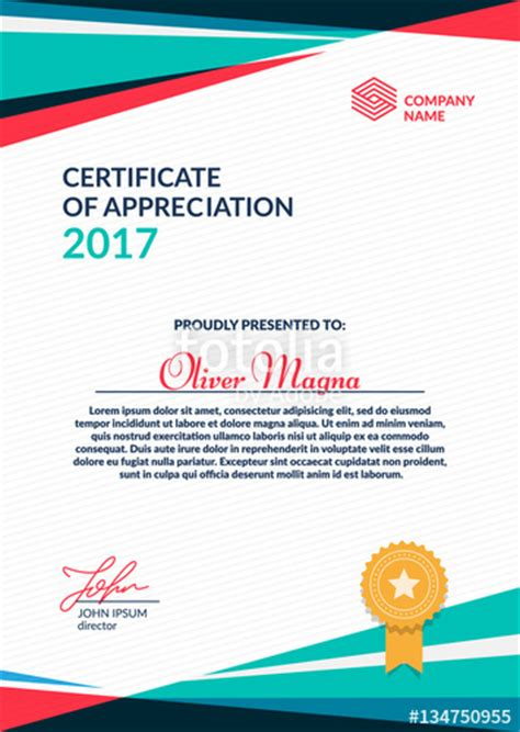 cool certificate templates cool certificate of appreciation template gallery