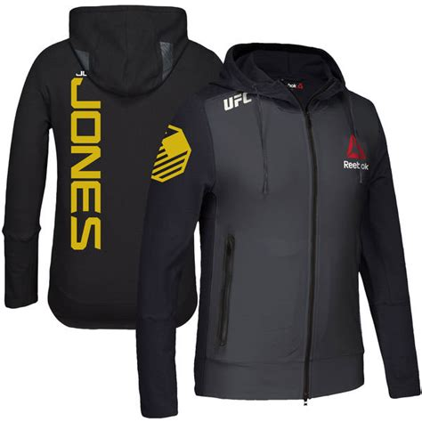Hoodie Ufc Zemba Clothing jon jones ufc 214 reebok chion jersey and hoodie