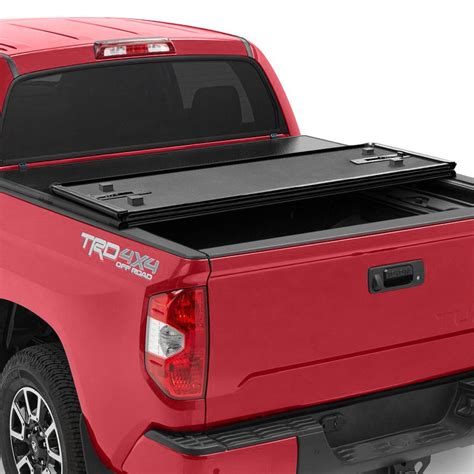 rugged cover folding tonneau cover reviews rugged liner 174 ford f 150 2004 2008 premium folding tonneau cover
