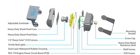 high tech enterprise backup car sensor no wiring diagram