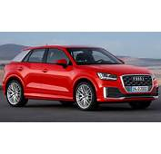 2017 Audi Q2 Revealed  Car News CarsGuide