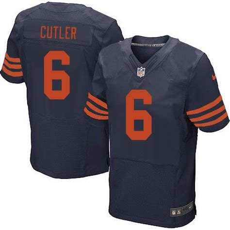 youth navy blue cutler 6 jersey glamorous p 1229 limited cutler youth 1940s throwback jersey chicago