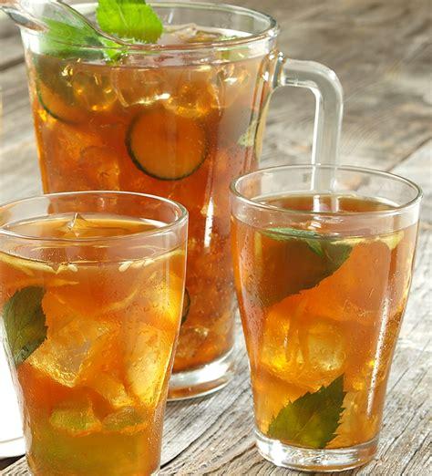 teks prosedur membuat lemon tea resep membuat minuman segar soda es lemon tea resep cara
