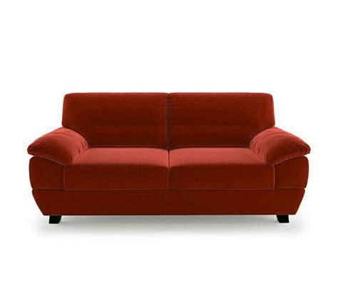 sofa merah kursi tamu sofa alora merah
