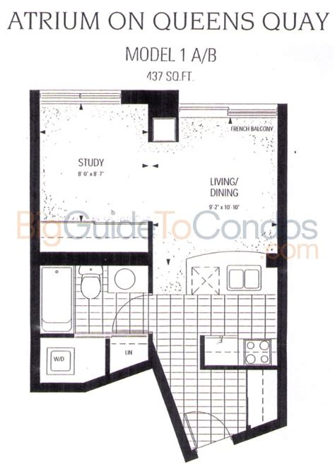 650 Queens Quay West Floor Plans by 650 Queens Quay Reviews Pictures Floor Plans Amp Listings