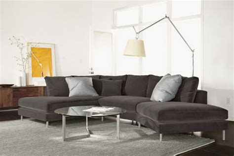 Room And Board Sectional by Benedetina Sectionals Room And Board