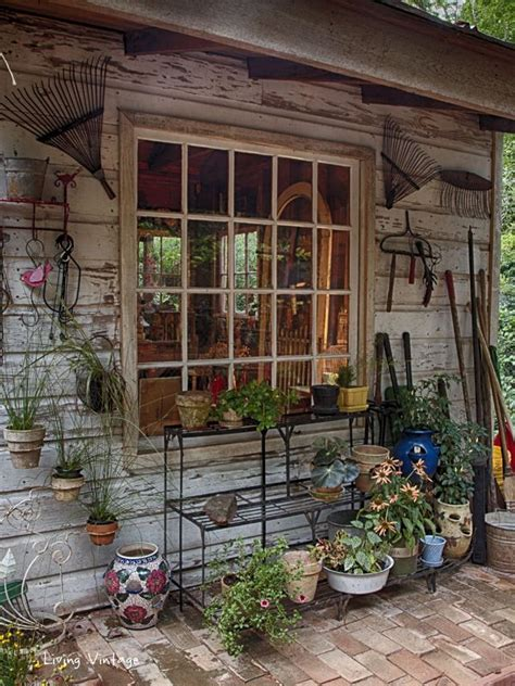 Vintage Garden Sheds by 17 Best Images About Garden House Garden Shed Greenhouse
