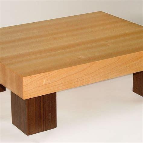 awp butcher block custom maple cutting board on legs by awp butcher
