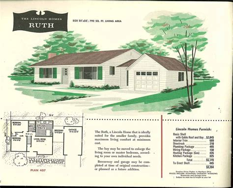 1950s ranch house floor plans 28 images 1950s ranch