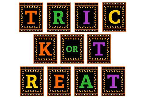 printable halloween banner decorations free quot candy corn quot halloween party printables from