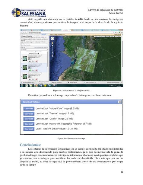 imagenes satelitales en qgis instalaci 243 n de qgis en un dispositivo m 243 vil im 225 genes