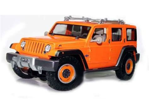 Diecast Maisto Jeep Rescue Concept all things jeep maisto 1 18 jeep rescue concept diecast