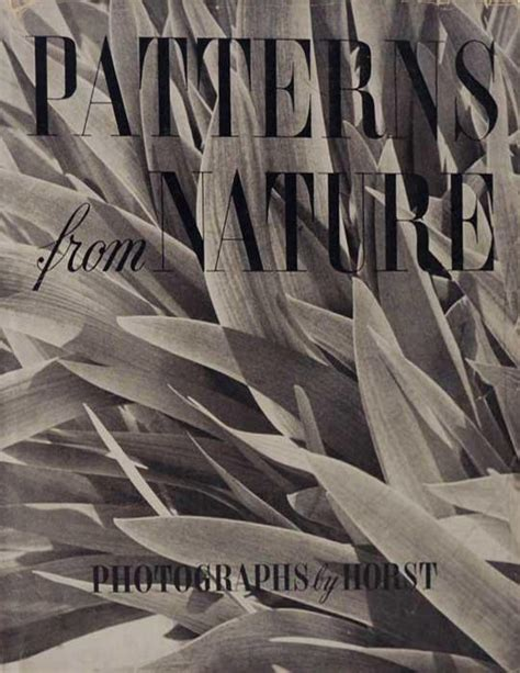 patterns of nature book patterns from nature beaux books