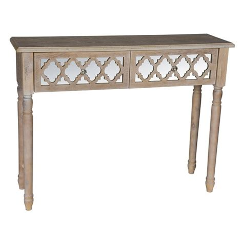 Shabby Chic Console Table 2 Drawer Shabby Chic Console Table Shabby Chic Furniture