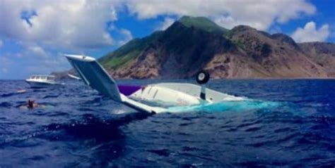 crash of a cessna 208b cargomaster saba island bureau of aircraft accidents archives