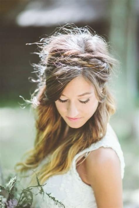 Wedding Hairstyles Half Up Half With Headband by 23 Stunning Half Up Half Wedding Hairstyles For 2016