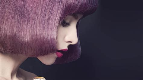 how to get pink color out of hair how to get metallic mauve hair l or 233 al