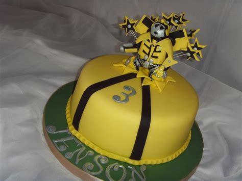 bumblebee transformer birthday cake cakecentral