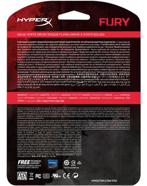 Kingston Hyperx Fury 2 5 120gb Ssd Shfs37a 120g kingston hyperx fury 120gb 2 5 quot sata iii ssd shfs37a 120g shfs37a 120g mwave au