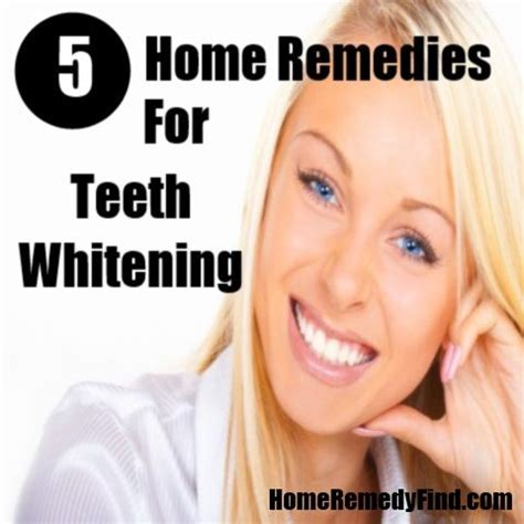 home remedies for teeth whitening home remedies
