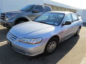 used 2002 honda accord value package stock h1672370a
