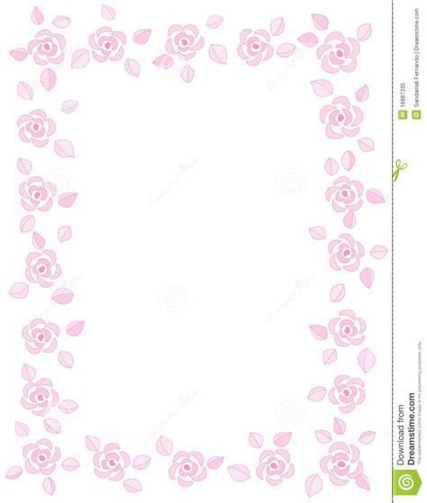 free clipart bridal shower borders border wedding invitation stock vector