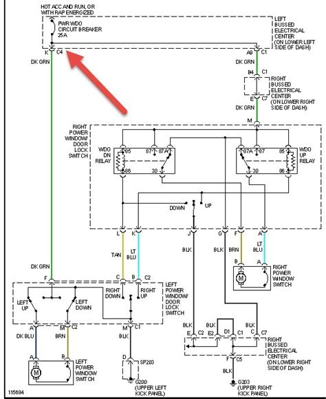 gm window switch wiring diagram 28 images equinox 2 4