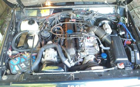 Let S See Them Engine Bays Pics Page 2 Jeep Cherokee