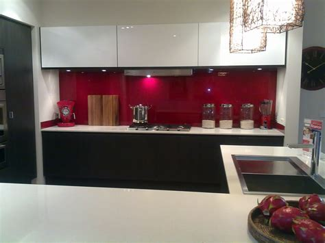 tile splashback ideas pictures red painted kitchens love red trying to decide what colour backsplash splash