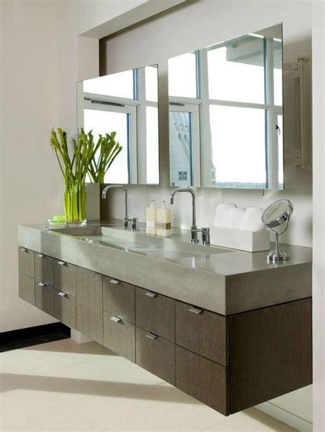 How To Install A Floating Bathroom Vanity by 25 Best Ideas About Modern Bathroom Vanities On