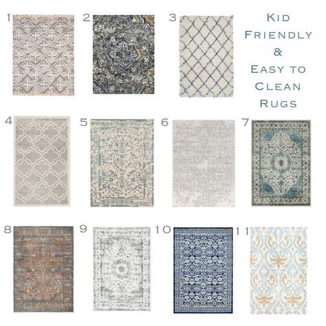 friendly rugs kid friendly rug up sita montgomery interiors