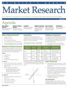 market research template communication tool suzanne veenstra