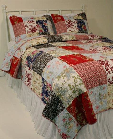 Country Cottage Quilts by Emilia Country Cottage Quilt Set From Home Fashions In Portland Or 97219