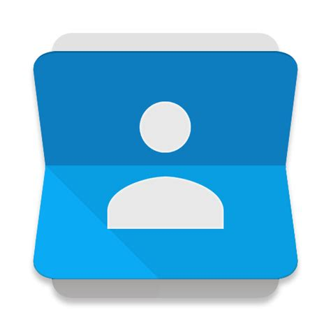 contacts app android contacts icon android lollipop iconset dtafalonso