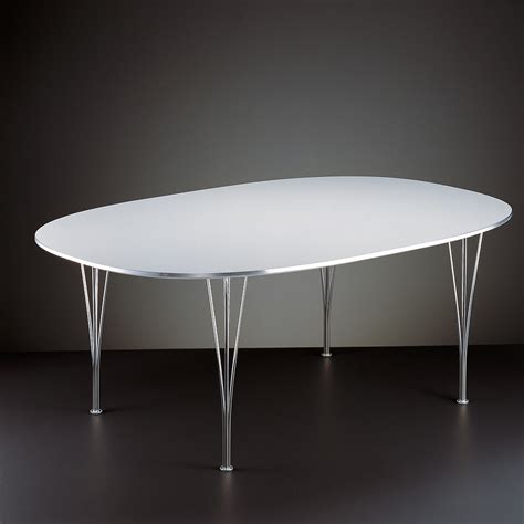 series of table piet hein table series fritz hansen suite ny