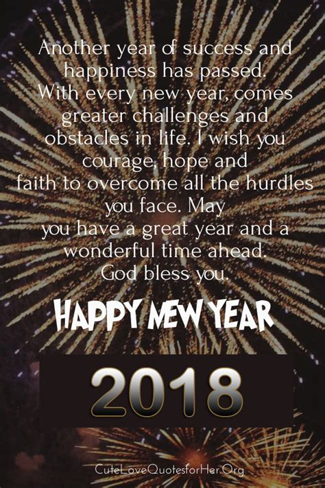 2018 success journal create your best year books top 20 happy new year 2018 images and quotes for