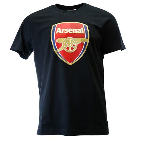 Tshirt Arsenal 1 arsenal crest t shirt soccer fan mens ebay