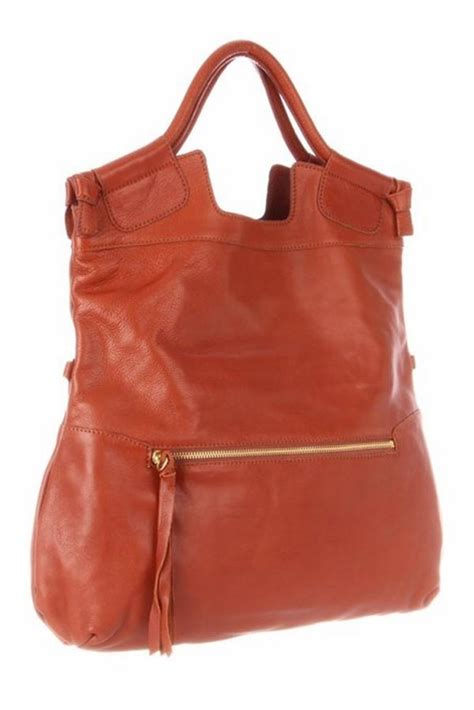 Foley And Corinna City Tote by Foley Corinna Mid City Tote In Terracotta