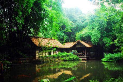 Du Fu Thatched Cottage by Du Fu Thatched Cottage Tourism Attractions Near Du Fu