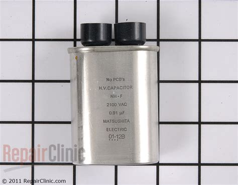 ge wb27x10011 capacitor high voltage capacitor wb27x10011 repairclinic