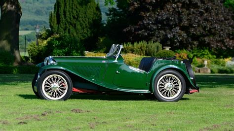 british racing green mg tc british racing green 1948