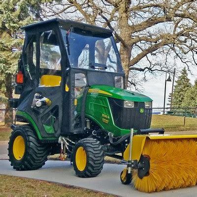 weather cab  john deere  family tractors