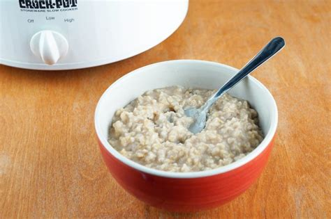 how to cook rolled oats in a crock pot livestrong com