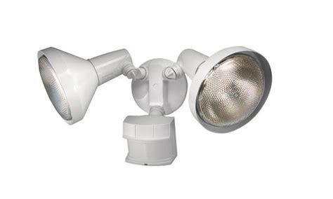 heath zenith motion light heath zenith dualbrite motion sensor light 240 white