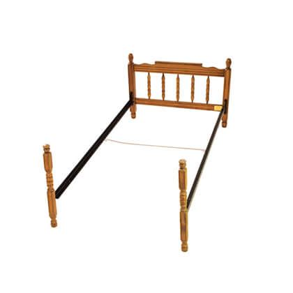 twin bed rails with hooks no 82 twin extra long hook rails