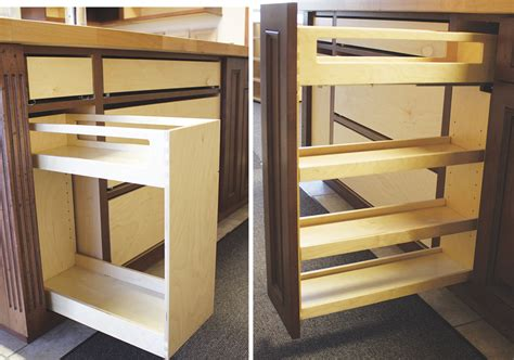 Slide Out Drawers For Kitchen Cabinets by 92 How To Make A Sliding Shelf Tutorial On Removing