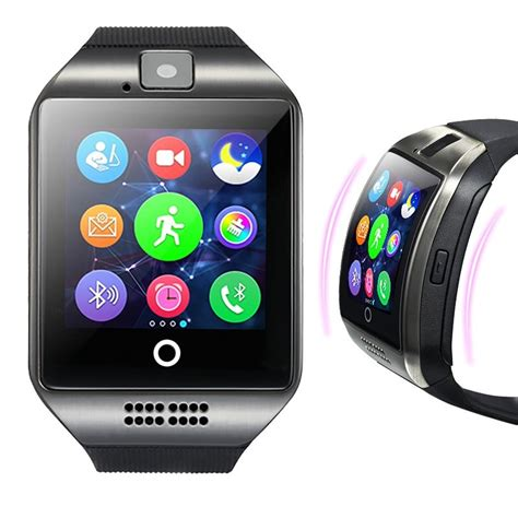Smartwatch Iphone smartwatch q18 android ios samsung iphone htc only for 449