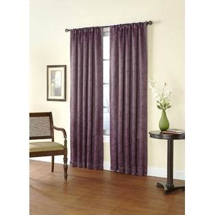 light blocking curtain rod regal home light blocking rod pocket single curtain panel