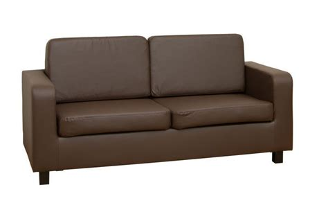 black and cream sofa faux leather sofa 2 3 seater sets brown black cream